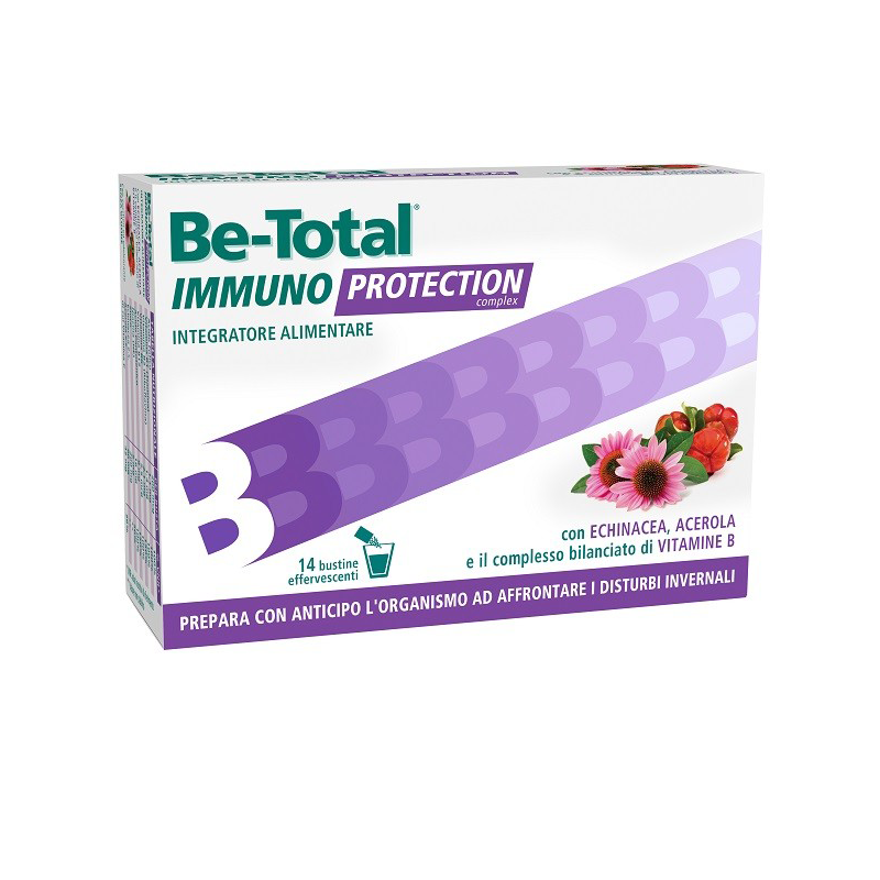 BE-TOTAL Immuno Prot.14 Bust.