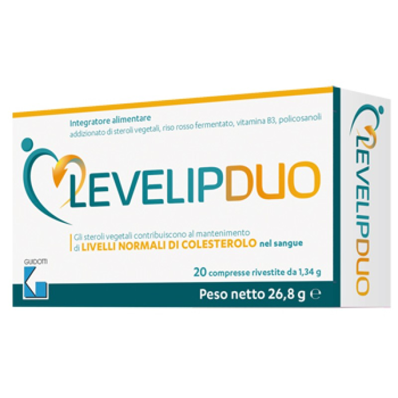 LEVELIPDUO 20 Cpr