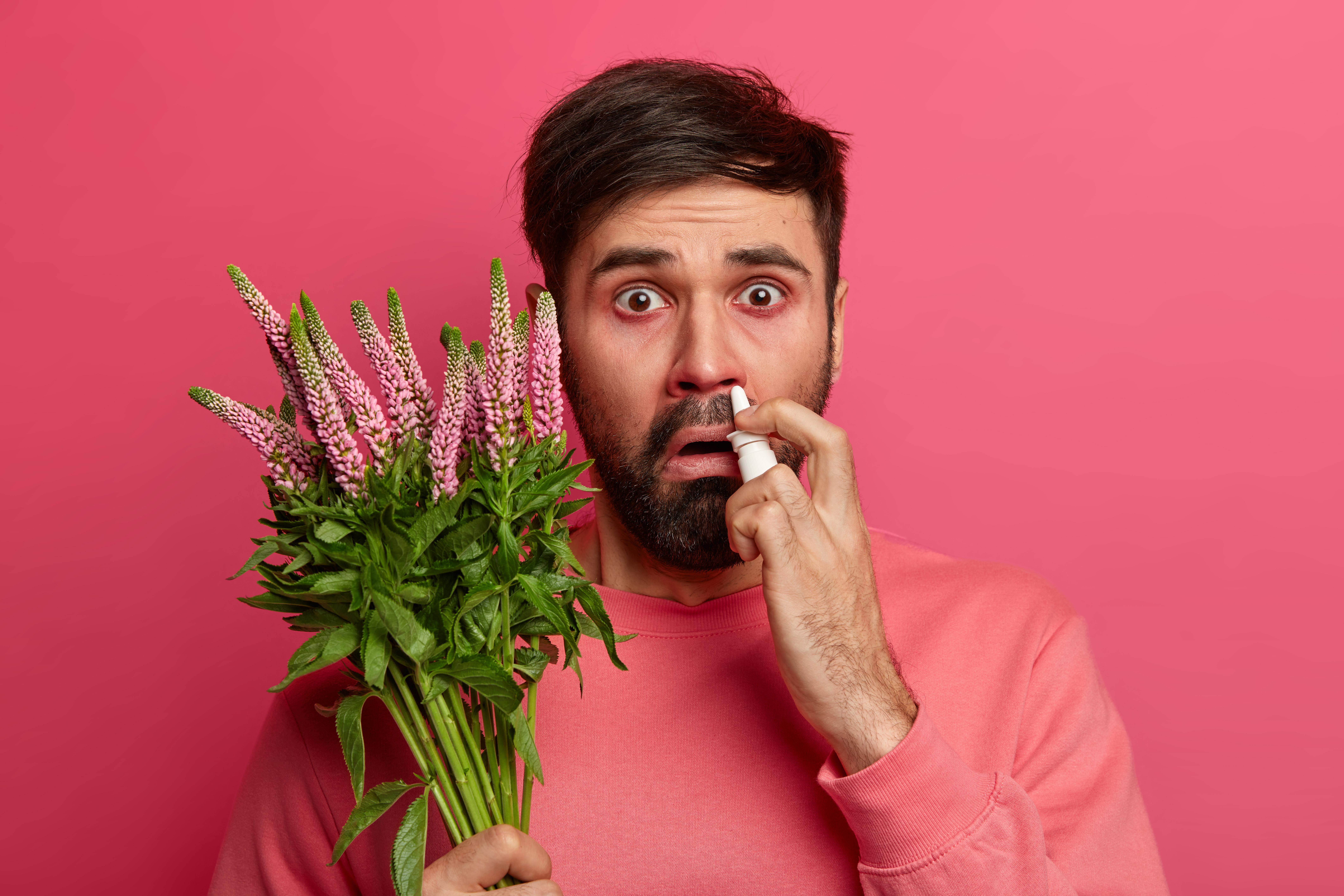La Primavera, i Pollini e le Allergie: attenzioni e rimedi