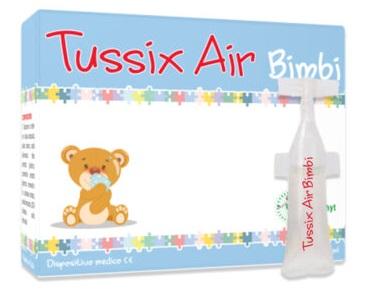 TUSSIX AIR Bimbi 10f.5ml